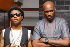 Wizkid and 2baba