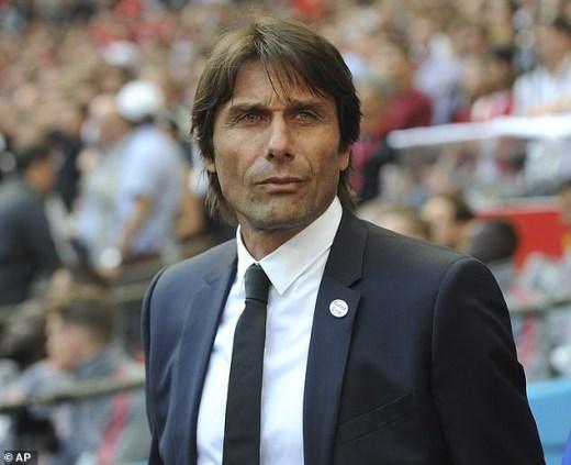 Antonio Conte joins Inter Milan