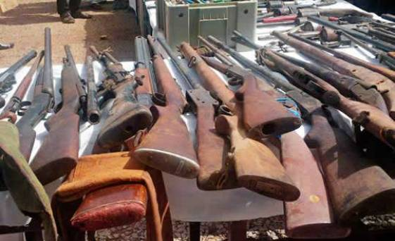Another gun factory uncovered in Benue