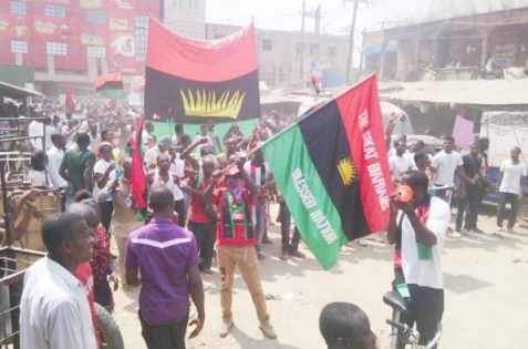 Police decry stoning of its officers by IPOB