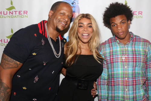 Police allegedly arrest Wendy Williams' son for hitting his father