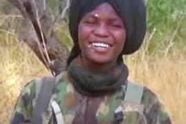 Boko Haram social media personality