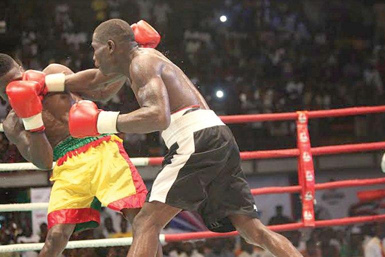 GOTv boxing night