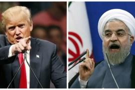 Iran-US crisis