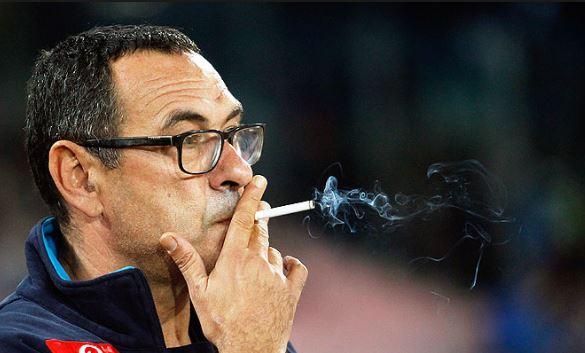 Maurizio Sarri juventus coach
