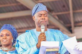 Seyi Makinde, Oyo governor
