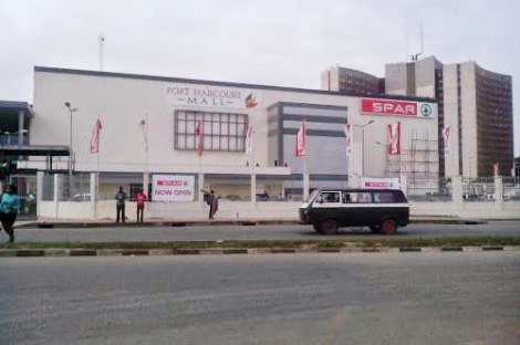 Spar at Port Harcourt