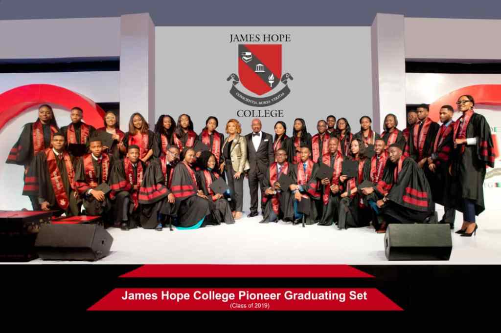 James Hope College
