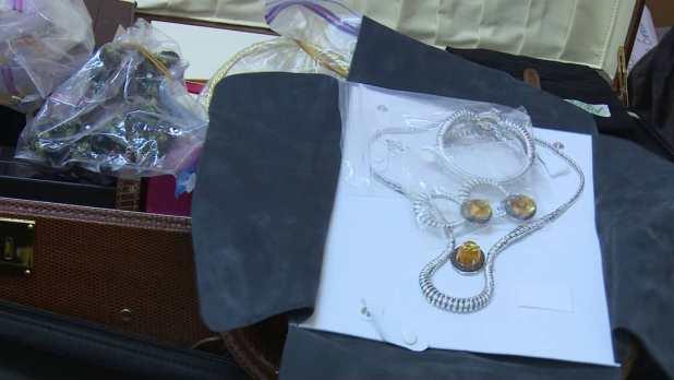 See photos of multi-million Dollar Jewellery seized from Diezani Alison-Madueke