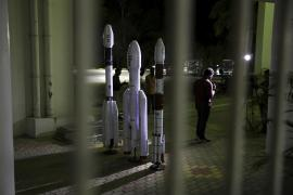 rocket India moon mission