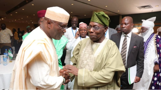 FG plans to silence Obasanjo by roping him – Atiku warns