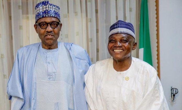 Buhari and Shehu