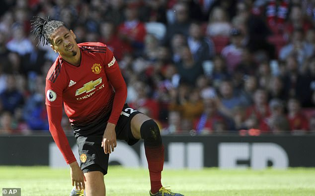 Chris Smalling, United to Roma