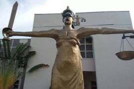 court theft