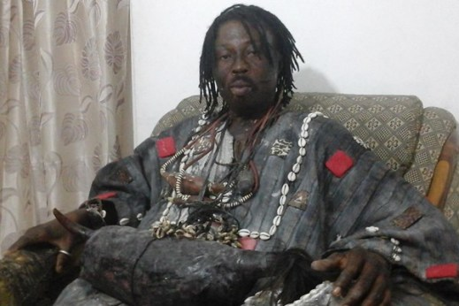 Native doctor shares what he does to remain strong, young