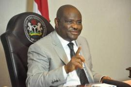 Nyesome Wike, Rivers State allocation