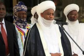 Sultan of Sokoto, Buhari