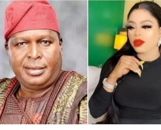 I roll with your boss – Bobrisky fires back at NCAC DG