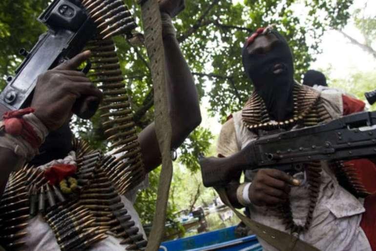 Anuri Maduwuike, Gunmen kidnap Anglican Bishop's wife,in Imo