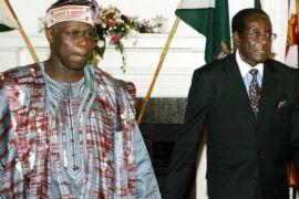 Mugabe Obasanjo