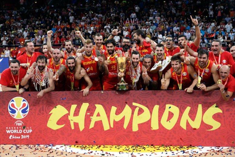 FIBA Spain Champions