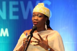 Abike Dabiri-Erewa on enophobia against South African Government