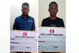 Port Harcourt Internet fraud