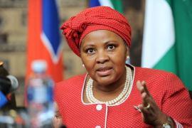 Nosiviwe Mapika-Nqakula on Xenophobia