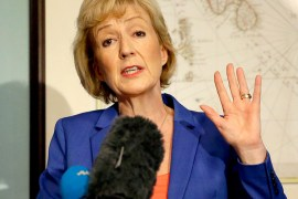 students study in uk Andrea Leadsom