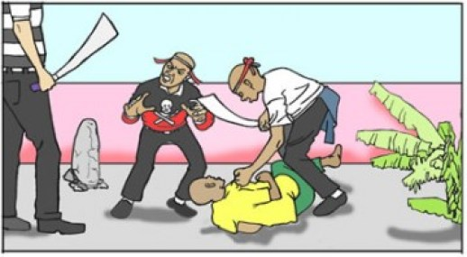 Unknown assailants hack motorcyclist to death in Ekiti