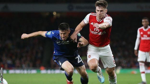 Ozil loan looms, Kieran Tierney returns from injury as Arsenal prepare for Standard Liege