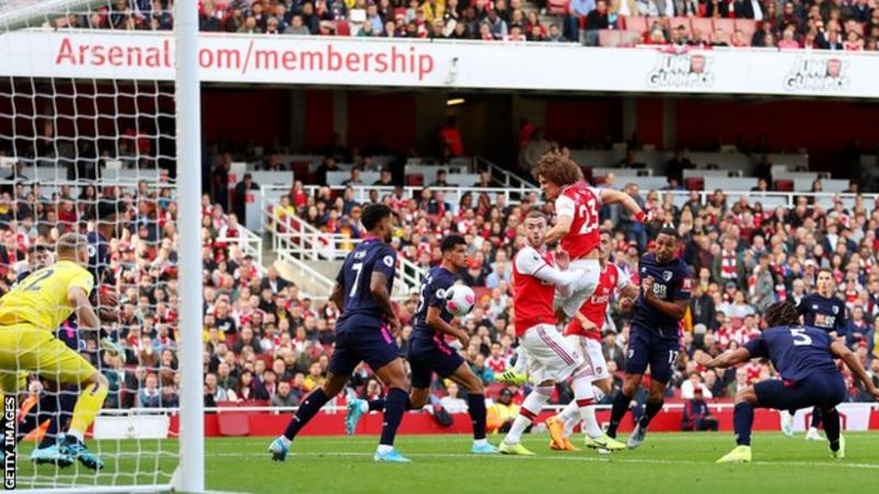 Limping over the line: Arsenal struggled in home win