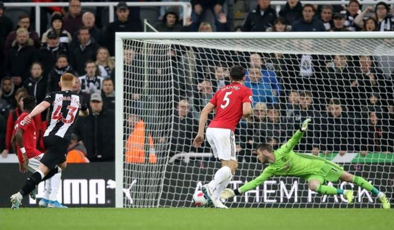 More trouble for Manchester United after Newcastle lose
