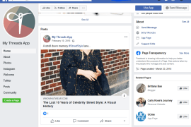 Thread App: Facebook launches new image-centric app