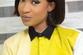Tonto Dike hits 5million followers on instagram