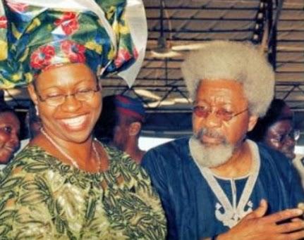 Wole Soyinka Moremi
