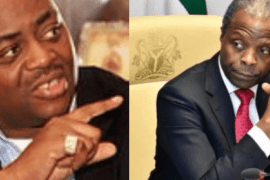 We can't all be Spineless Cowards like Osinbajo - FFK to Buhari
