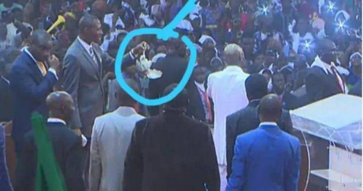 Shiloh 2019: Mysterious Bird Drops Dead inside Church Auditorium