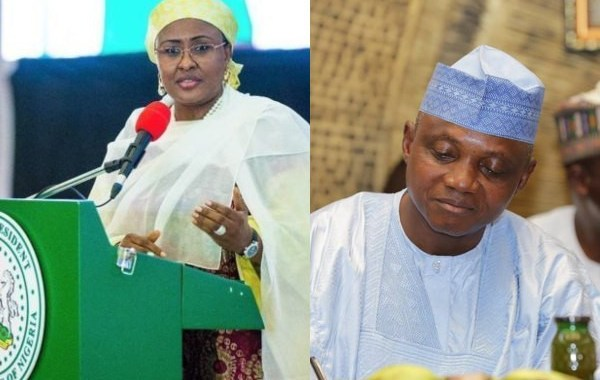 Garba Shehu should leave my family alone - Aisha Buhari warns