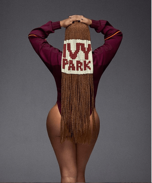 Beyonce covers Elle Uk Magazine
