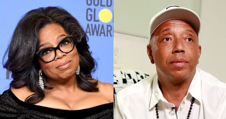 Russell Simmons writes Oprah Winfrey about Documentary featuring his Accuser