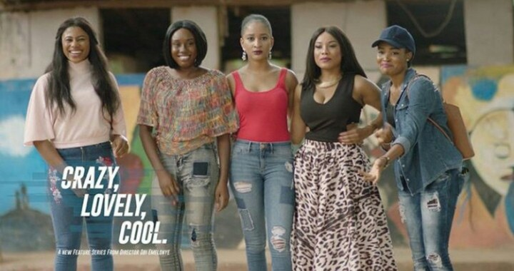 Netflix acquires crazy love cool
