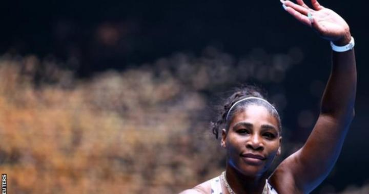 Serena Williams, Australian Open 2020