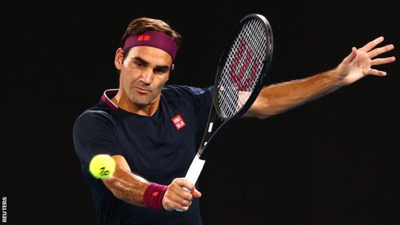 Federer Australian Open