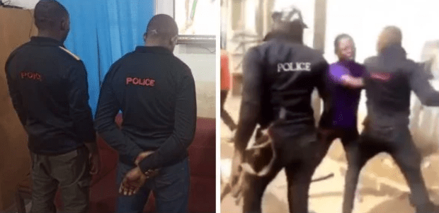 Minutes After Bullets Refused To Penetrate, Suspected Herdsmen Hack 3 Police Officers To Death