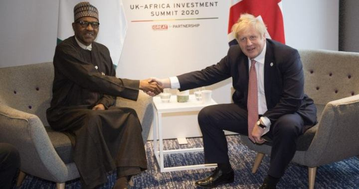 Buhari Asks United Kingdom To Hunt Down Nigerian Fugitives