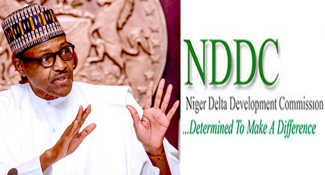 President Buhari Disbands NDDC Board Awaiting Inauguration