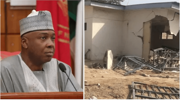 Image result for Ile Arugbo demolition: Justice will prevail, Saraki assures loyalists