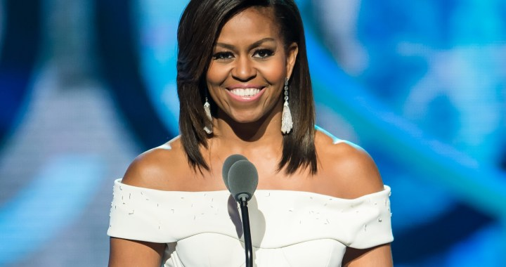 Michelle Obama Bags Grammy Award In Competitive Category