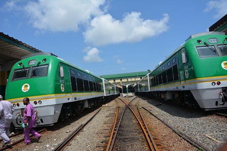 Kaduna-Abuja-train